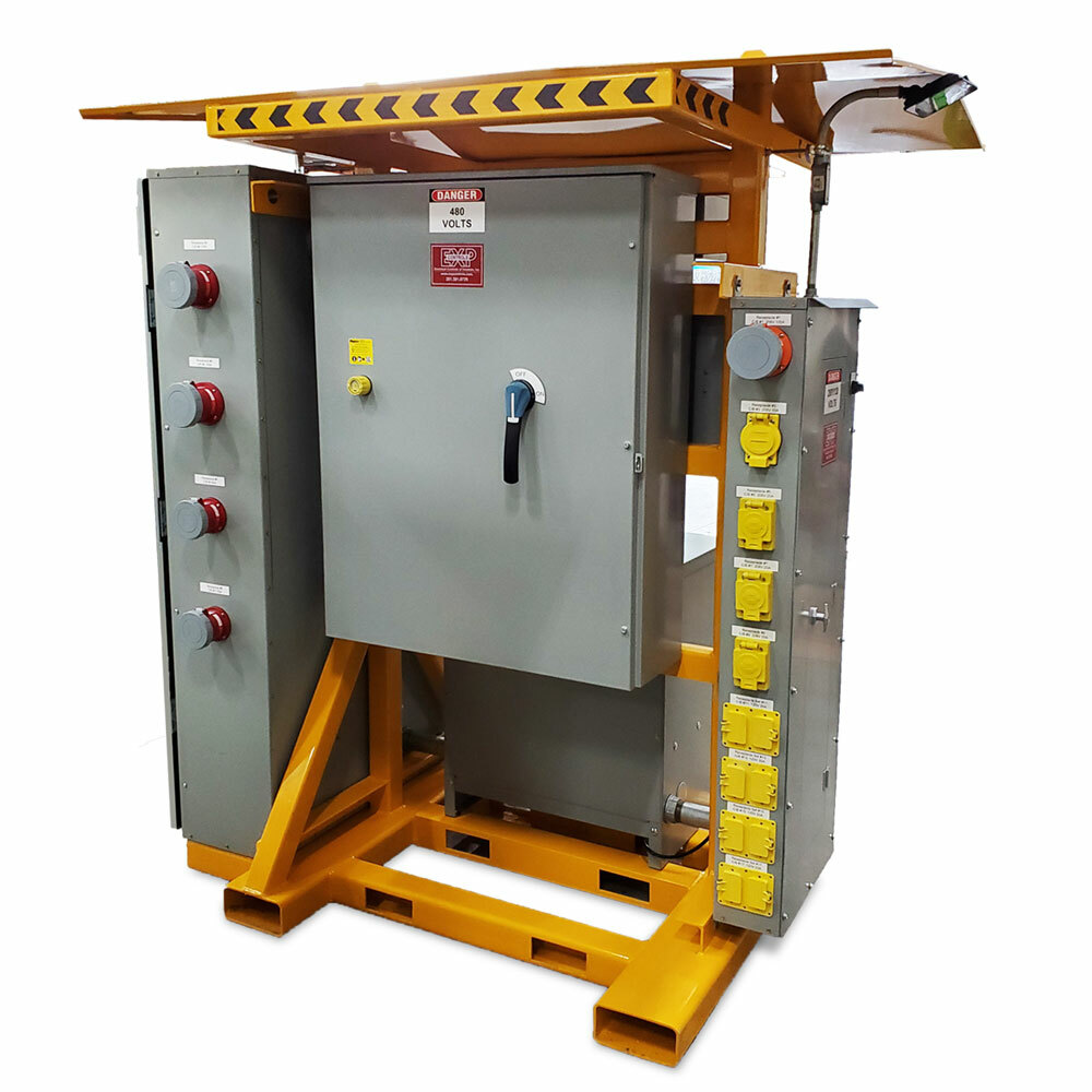 Electrical Truck and Warehouse Skid (ETW)