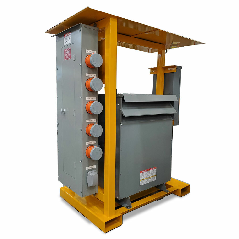 Building Power Skid (PS)